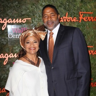 Debbie Allen, Norm Nixon in Opening Night Gala of The Wallis Annenberg Center for The Performing Arts