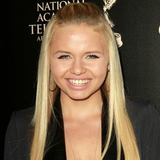 Alli Simpson in The 40th Annual Daytime Emmy Awards - Arrivals