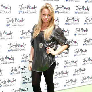 Alli Simpson in Premiere of Relativity Media's Judy Moody and the Not Bummer Summer