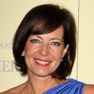 Allison Janney in 5th Annual Women in Film Pre-Oscar Cocktail Party