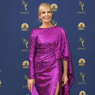 Allison Janney in 70th Emmy Awards - Arrivals