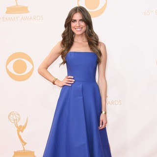 Allison Williams in 65th Annual Primetime Emmy Awards - Arrivals
