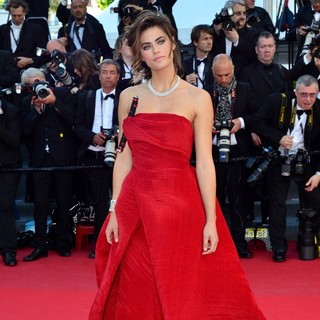 Allison Williams in 66th Cannes Film Festival - Blood Ties Premiere