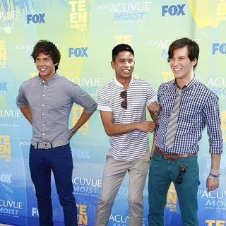 Allstar Weekend in 2011 Teen Choice Awards