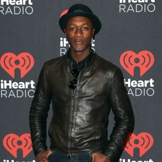 Aloe Blacc-2016 iHeartRadio Music Festival - Arrivals