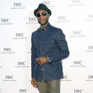 Aloe Blacc in The IWC For The Love of Cinema Event During The 66th Cannes Film Festival