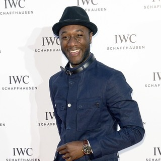 Aloe Blacc - The IWC For The Love of Cinema Event During The 66th Cannes Film Festival