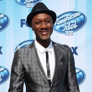 Aloe Blacc in FOX's American Idol XIII Finale