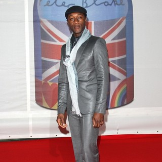 Aloe Blacc in The BRIT Awards 2012 - Arrivals