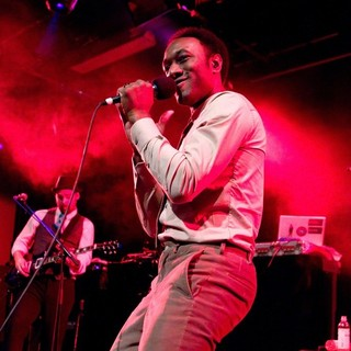 Aloe Blacc in Aloe Blacc Performing