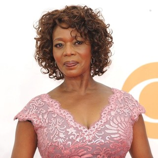 Alfre Woodard in 65th Annual Primetime Emmy Awards - Arrivals