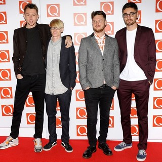 alt-J in The Q Awards 2012 - Arrivals
