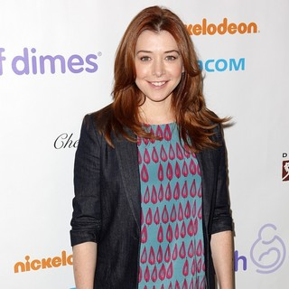 Alyson Hannigan in March of Dimes Celebration of Babies Luncheon - Arrivals