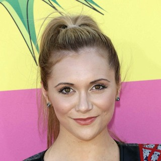 Alyson Stoner in Nickelodeon's 26th Annual Kids' Choice Awards - Arrivals