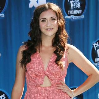 Alyson Stoner in Hollywood Premiere of The Disney Channel Original Movie Phineas and Ferb Across the Second Dimension