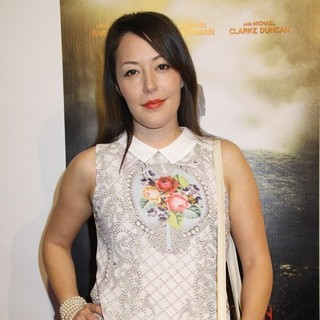 Alyssa Lobit in Los Angeles Premiere of A Resurrection