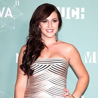Alyssa Reid in The 22nd Annual MuchMusic Video Awards