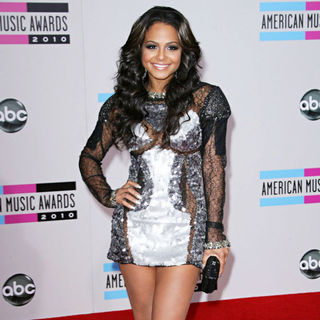 Christina Milian in 2010 American Music Awards - Arrivals