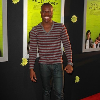 Amadou Ly in The Los Angeles Premiere of The Perks of Being a Wallflower - Arrivals