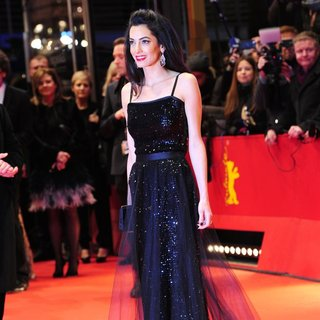 Amal Alamuddin in The 66th Annual International Berlin Film Festival - Opening Gala
