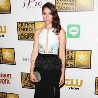 Amanda Crew in 4th Annual Critics' Choice Television Awards