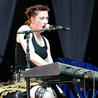 Amanda Palmer in The First Annual True Colors Tour to Support The Human Rights Campaign