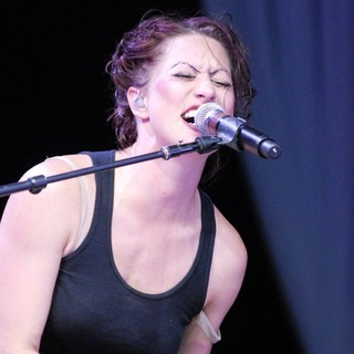 Amanda Palmer in True Colors Tour in Support of The Human Rights Campaign