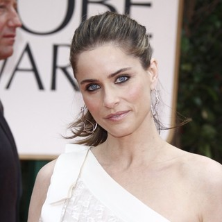Amanda Peet in The 69th Annual Golden Globe Awards - Arrivals