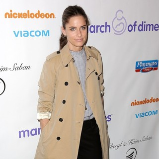 Amanda Peet in March of Dimes Celebration of Babies Luncheon - Arrivals