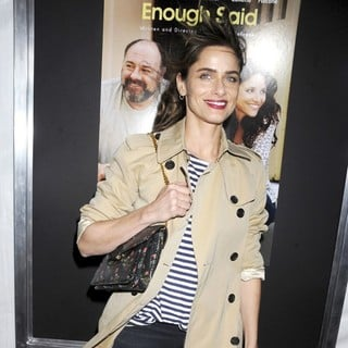 New York Screening of Enough Said - Red Carpet Arrivals - amanda-peet-screening-enough-said-03