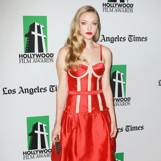Amanda Seyfried in 16th Annual Hollywood Film Awards Gala