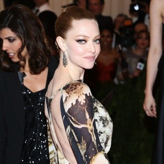 Amanda Seyfried in PUNK: Chaos to Couture Costume Institute Gala