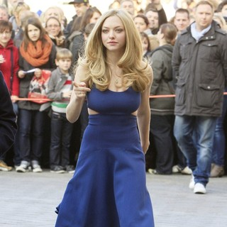 Amanda Seyfried in A Photocall to Promote The Movie In Time