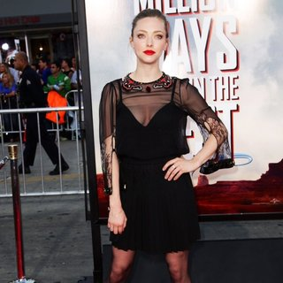 Amanda Seyfried in Universal Pictures and MRC World Premiere A Million Ways to Die in the West