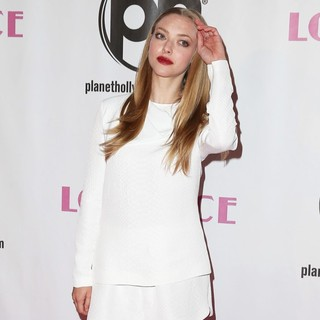 Amanda Seyfried in VIP Screening of Lovelace Hosted by Planet Hollywood Resort and Casino Las Vegas - Arrivals