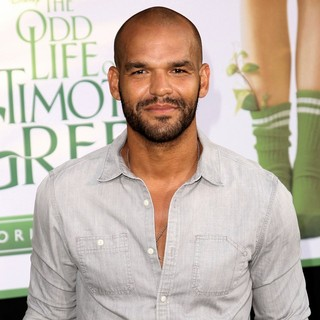 Amaury Nolasco in The World Premiere of The Odd Life of Timothy Green - Arrivals