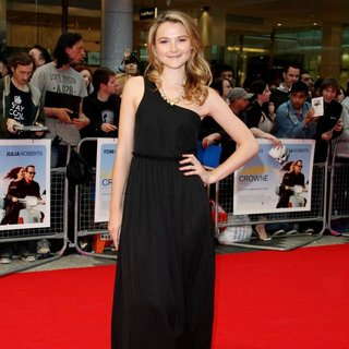 Amber Atherton in Larry Crowne UK Premiere - Arrivals