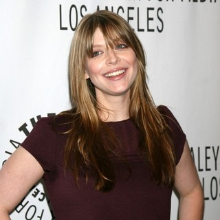 Amber Benson in Buffy the Vampire Slayer Reunion for The Paley Center for Media's 24th William S. Paley Television