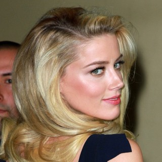 Amber Heard in 64th Annual Directors Guild of America Awards - Arrivals