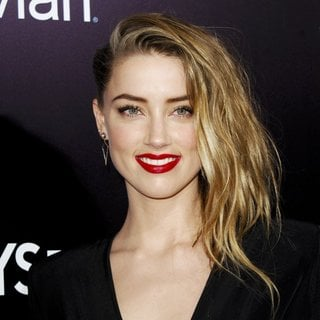 Amber Heard in 3 Days to Kill Premiere - Red Carpet Arrivals
