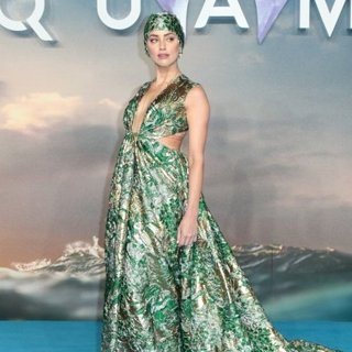 Amber Heard in World Premiere of Aquaman - Arrivals