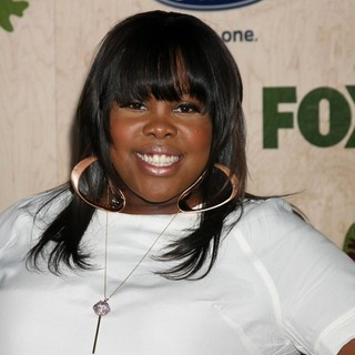 Amber Riley in The 7th Annual FOX Fall Eco-Casino Party - Arrivals