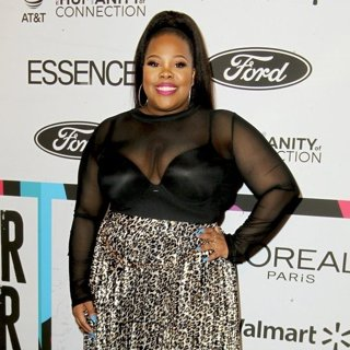 Amber Riley in Essence Black Women in Hollywood Awards Luncheon 2019