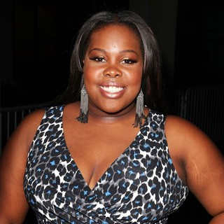 Amber Riley in Premiere of FX's American Horror Story