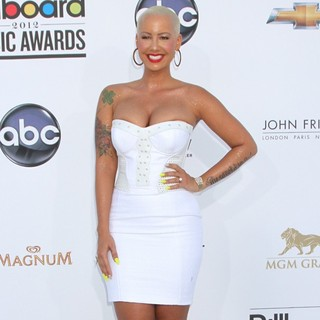 Amber Rose in 2012 Billboard Music Awards - Arrivals