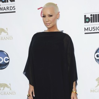 Amber Rose in 2013 Billboard Music Awards - Arrivals