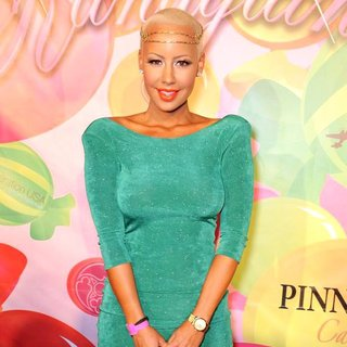 Amber Rose in The 6th Annual Kandyland Party