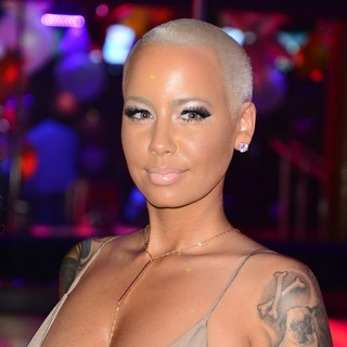 Amber Rose in Amber Rose Hosts Diva Fridays