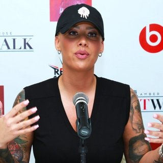 Amber Rose-The SlutWalk Press Conference