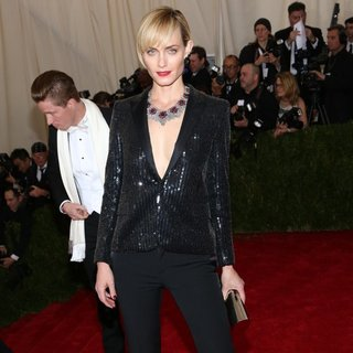 Amber Valletta in Charles James: Beyond Fashion Costume Institute Gala - Arrivals